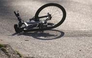 В Івано-Франківській області авто глави поліції збило велосипедиста