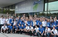Борис Колесников и 70 украинских студентов посетили выставку InnoTrans 2018 в Берлине
