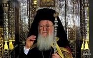 Група нардепів просить Варфоломія відкласти надання Томосу Україні