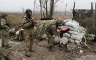 Военные создают зоны безопасности на Донбассе