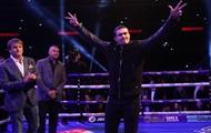 Усик - о Джошуа: Я буду с ним боксировать