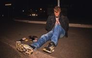 В Киеве мужчина с гранатой поджег автомобиль