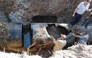 На Донбассе из-за обстрелов без воды остаются семь городов