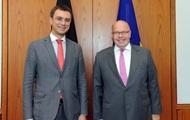 Германия рассматривает финансирование первого автобана в Украине