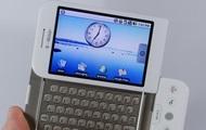 Первому смартфону на Android десять лет
