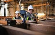 В Украине объемы строительства выросли почти на 6%