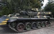 В Украине испытали бронемашину Лев