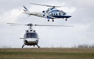 До конца года полиция получит четыре французских вертолета