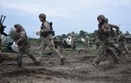 В Украине стартовали военные учения Казацкая воля-2018