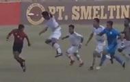 Футболисты избили судью ногами за пенальти