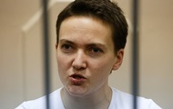 Савченко заявила, що їй необхідна операція