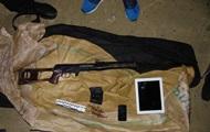 В Киеве задержали мужчину со снайперской винтовкой