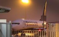 В Ирландии арестовали гнавшегося за самолетом пассажира