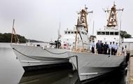США передали Украине катера. Что о них известно