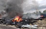В Николаеве горит свалка бытовой техники