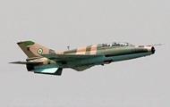 Два истребителя столкнулись в небе над Нигерией