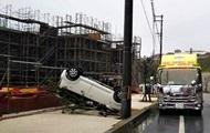 Тайфун в Японии: число пострадавших возросло до 50 человек