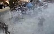 Смерть Захарченко: появилось видео взрыва в кафе