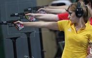 Елена Костевич стала лучшей спортсменкой сентября в Украине