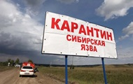 Сибирская язва в Одесской области: установлены карантинные посты