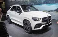 В Париже представили обновленный Mercedes-Benz GLE
