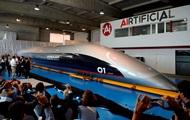 В Испании показали первую в мире пассажирскую капсулу Hyperloop