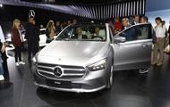 У Парижі відбувся дебют нового мікровена B-Class