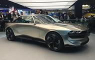 Peugeot показала концепт авто с