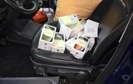 В Украину пытались незаконно ввезти почти 70 IPhone X max