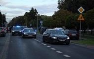 Кортеж президента Польши сбил ребенка