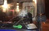 В Киеве водитель побил