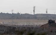 Двое палестинцев погибли в ходе массовых столкновений в секторе Газа