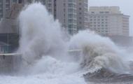 В Южной Корее отменили сотни авиарейсов из-за тайфуна
