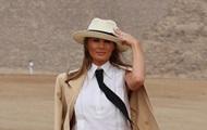Первая леди США заявила, что не всегда согласна с твитами мужа