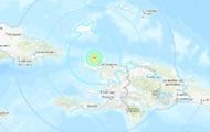 У берегов Гаити произошло землетрясение