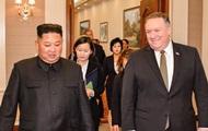 Госсекретарь США провел переговоры с Ким Чен Ыном