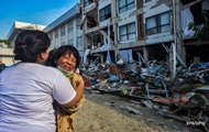 В Индонезии увеличилось количество жертв стихийных бедствий