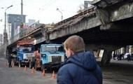 Стало известно, когда в Киеве снесут Шулявский путепровод