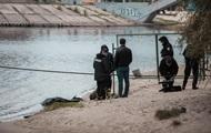 В Киеве на берегу Днепра нашли труп женщины