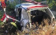 В Румынии автомобиль столкнулся с поездом, есть жертвы