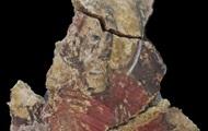 Найдена уникальная фреска с изображением Христа