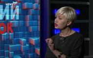 Ницой устроила скандал в прямом эфире из-за русского языка