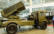Замена Градам. Новое украинское оружие и техника