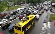 В Киеве в час планируют остановиться авто и маршрутки