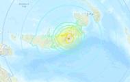 У берегов Папуа-Новой Гвинеи произошла серия землетрясений