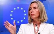 Мир бы рухнул без Евросоюза – Могерини