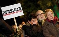 С начала года в мире убили 56 журналистов - правозащитники