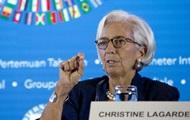 Крістін Лагард застерегла від торговельних та валютних воєн
