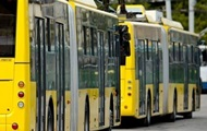 В центре Киева изменят расписание движения общественного транспорта