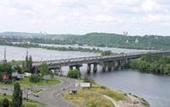 В Киеве на целую ночь 15 октября перекроют мост Патона